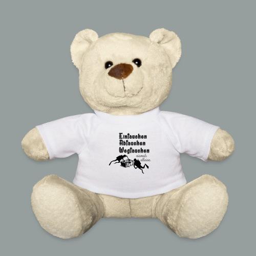 Eintauchen abtauchen wegtauchen - Teddy