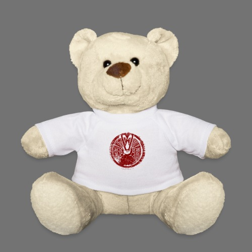 Maschinentelegraph (red oldstyle) - Teddy Bear