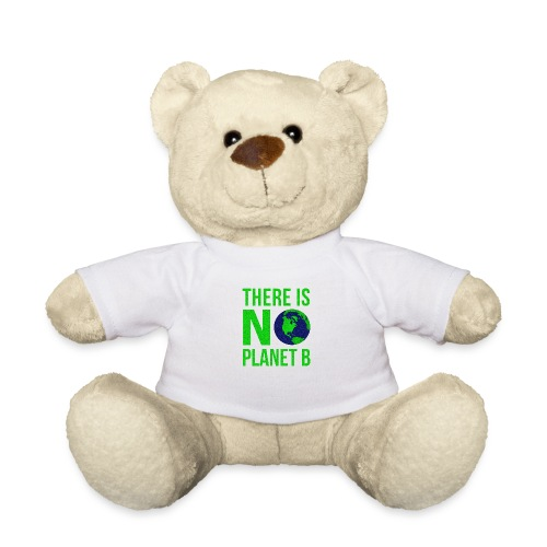 There Is No Planet B - Tag der Erde - Teddy