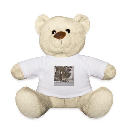 Graveyard In Winter - Teddy Bear