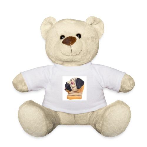 DJ Pug mask - Teddy Bear