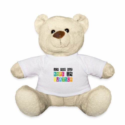 Kopfquatsch - Teddy