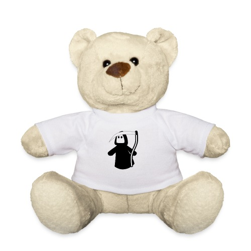 Der süße Sensenmann kommt, alle in Deckung - Teddy
