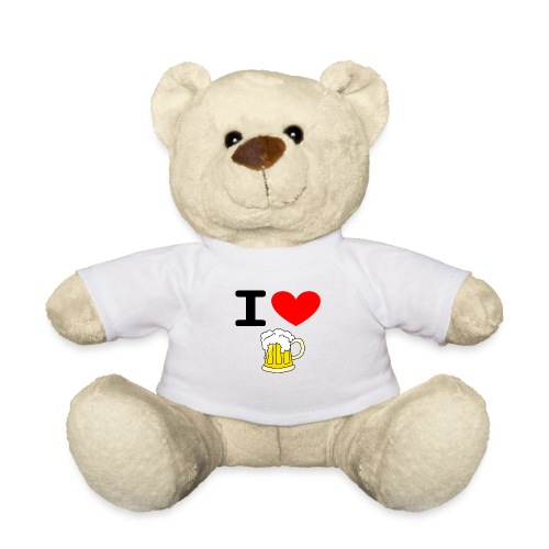 I love bier - Teddy