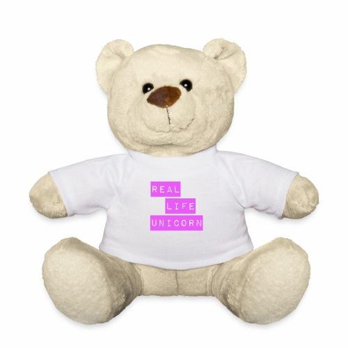 Real life unicorn - Teddy Bear