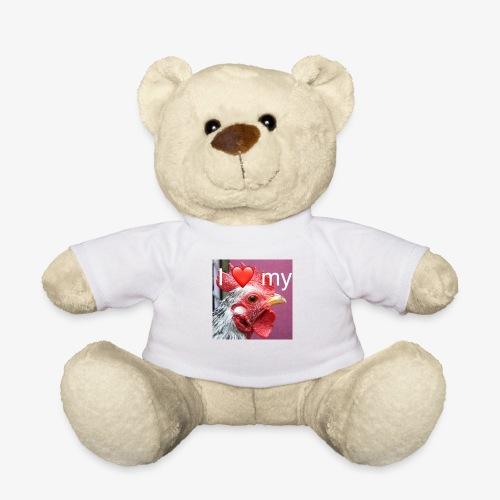 I love my cock - Teddy Bear