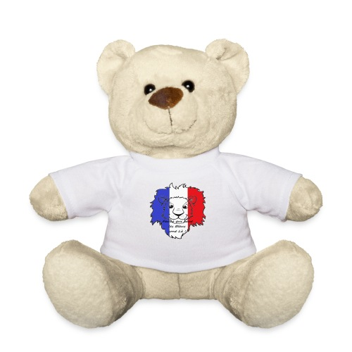 Lion supporter France - Nounours