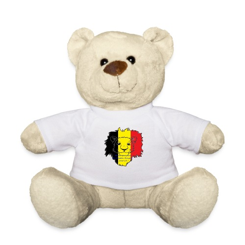 Lion supporter Belgique - Nounours