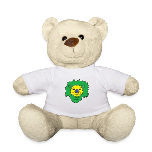 Lion supporter Brésil - Nounours