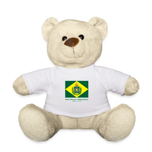 Brazil 200 years independence - Teddybjørn