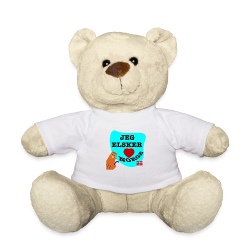 Jeg elsker Norge - Teddybjørn