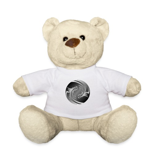 Yin Yang Dragon - Teddy Bear