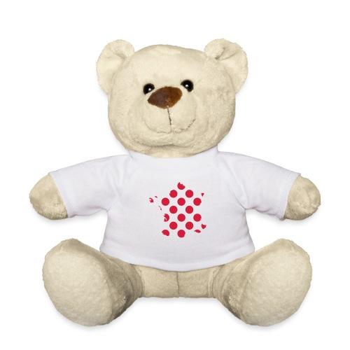 "Tour de France ""Bergwertung"" – transparent - Teddy"