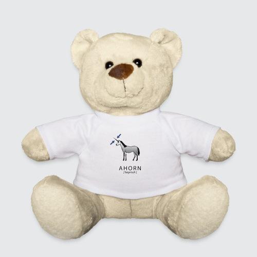 ahorn - Teddy