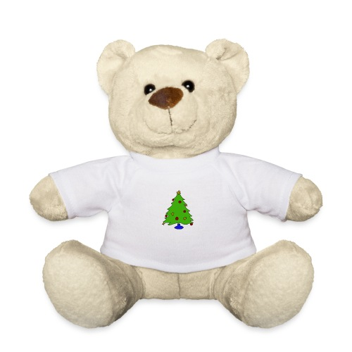 Weihnachtsbaum - Teddy