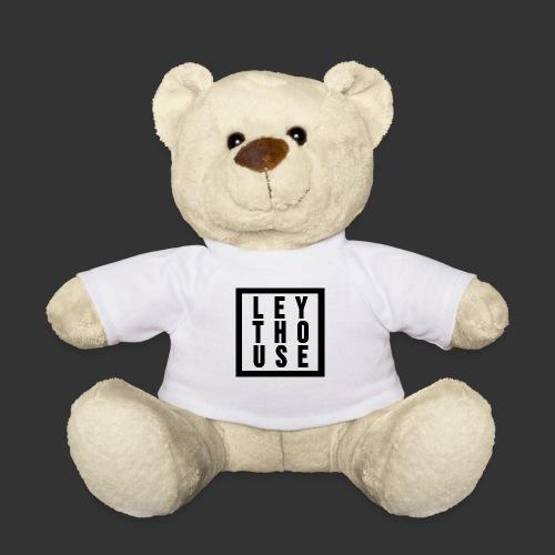 LEYTHOUSE Square black - Teddy Bear