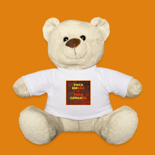 SPAIN AND CATALONIA - Teddy Bear