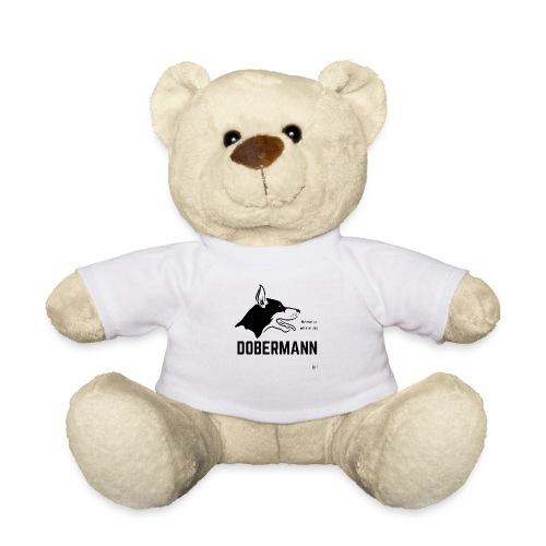 Home is where my Dobermann is ! - Teddy