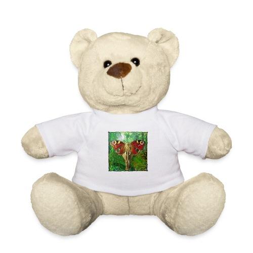 Schmettefant im Dschungel - Teddy