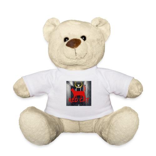 Red Cat (Deluxe) - Teddy Bear