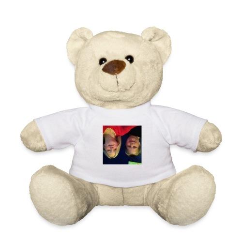 Gammelt logo - Teddybjørn