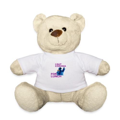 I eat corona for lunch - coronavirus shirt - Teddy