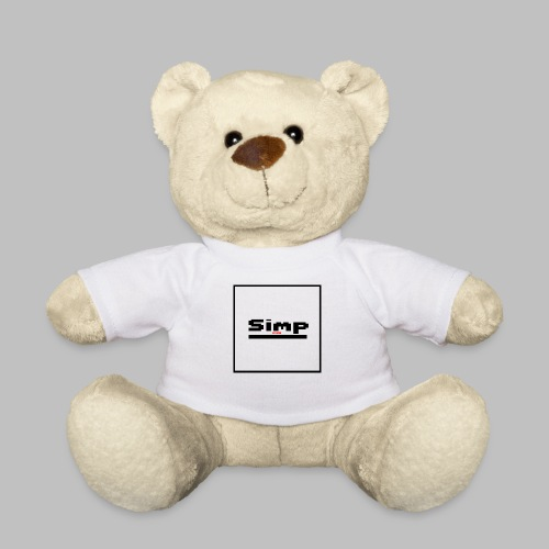 Standard Simp Logo Design - Teddy