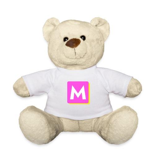 ByMINA logo - Teddybjørn