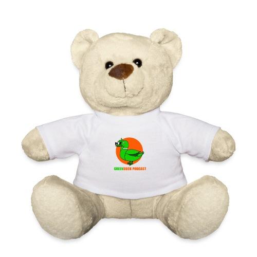 Greenduck Podcast Logo - Teddybjørn