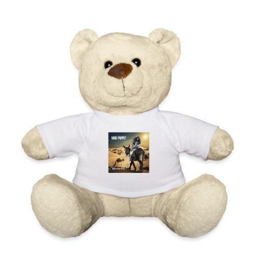 NIKKI PUPPET INTO THE WILD - Teddy