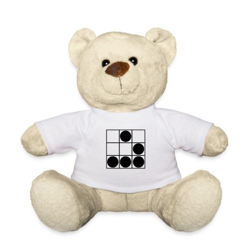 Glider-Badge (small) - Teddy Bear