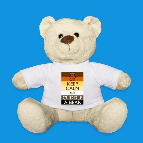 Calm Bear pocket tank - Teddy Bear