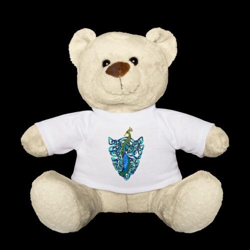 Peacock - Teddy Bear
