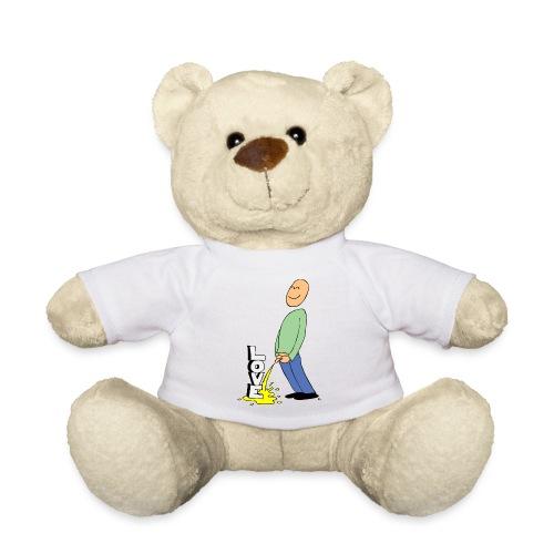 tissekopp farge - Teddybjørn