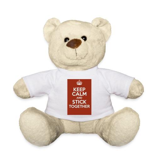 Keep calm! - Teddy Bear