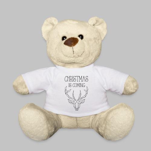Deer Christmas - Teddy Bear
