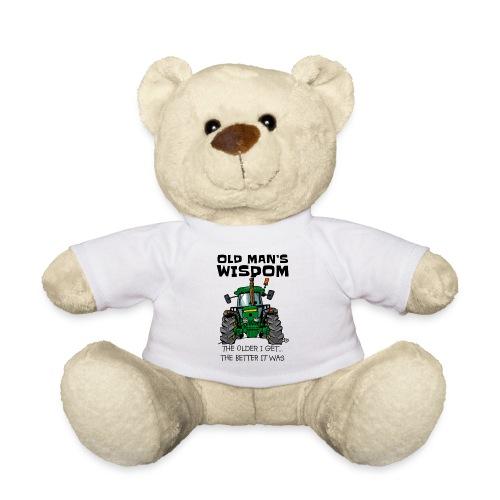 0169 oldmanswisdom JD4050 - Teddy