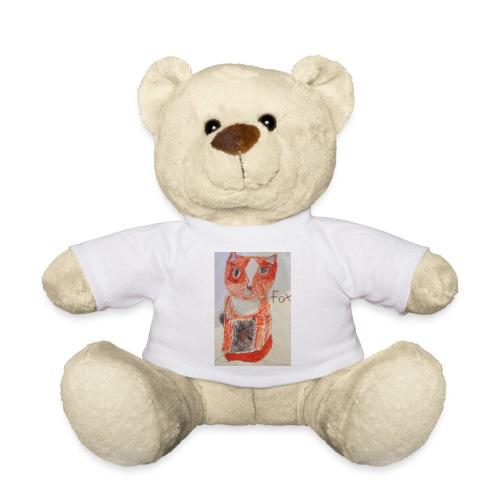 fox - Teddy Bear