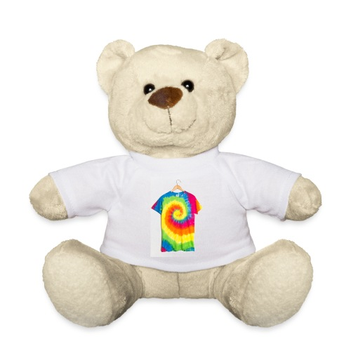 tie die small merch - Teddy Bear