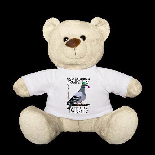 Party Bird - Teddy Bear