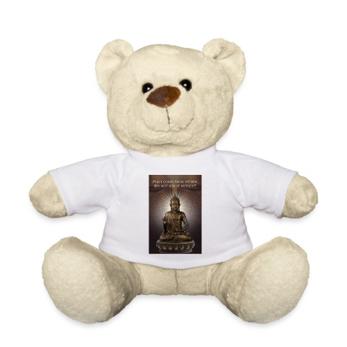 Peace from Within - Teddy Bear