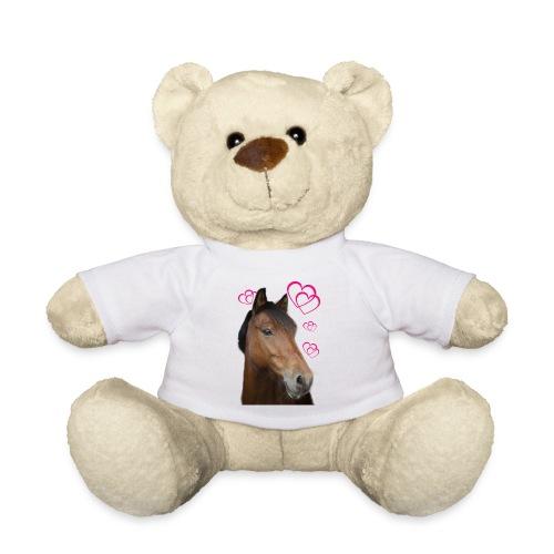 Hästälskare (Musse) - Nallebjörn