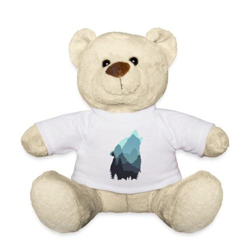 Wolf - Teddy Bear
