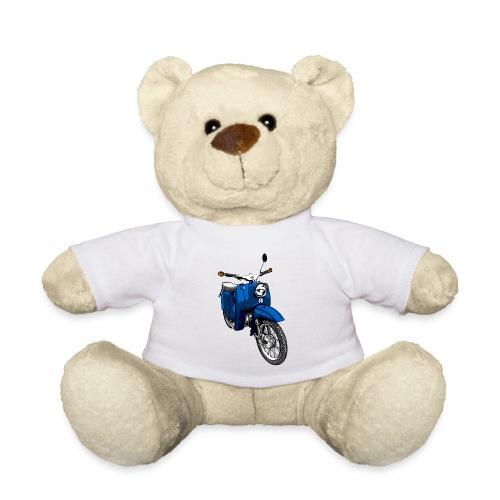 schwalbe blau - Teddy