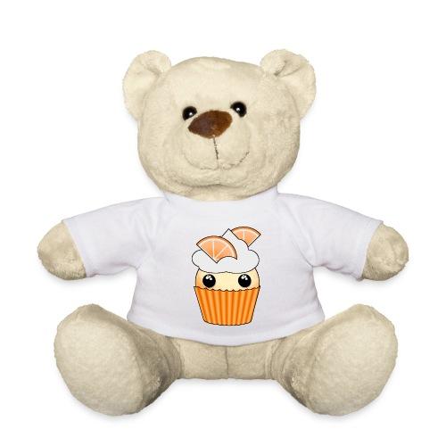 muffins apelsin orange med klyftor - Teddy Bear
