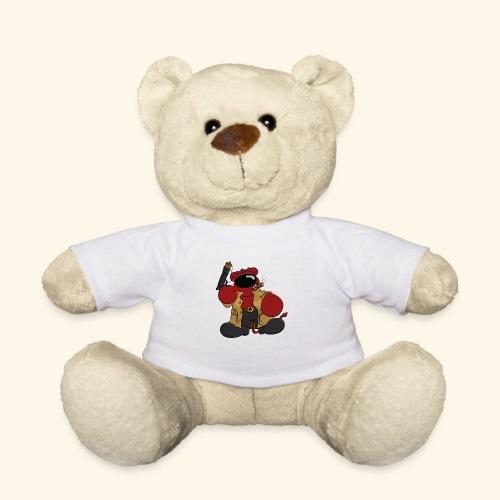 chris bears Der Bär ist ein Superheld - Teddy