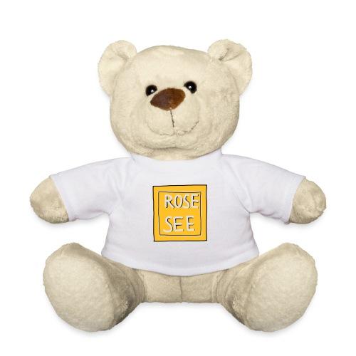 Logo voor druk op textiel - Teddy