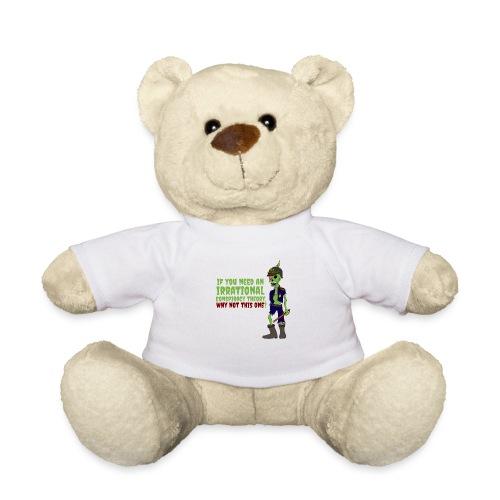 conspiracy theory - Teddy Bear