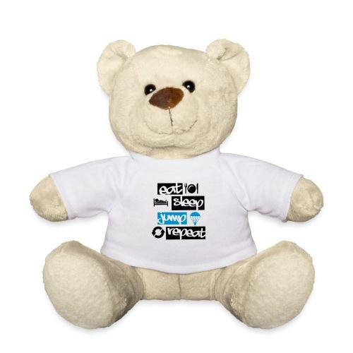 Eat Sleep Jump Repeat - Teddy