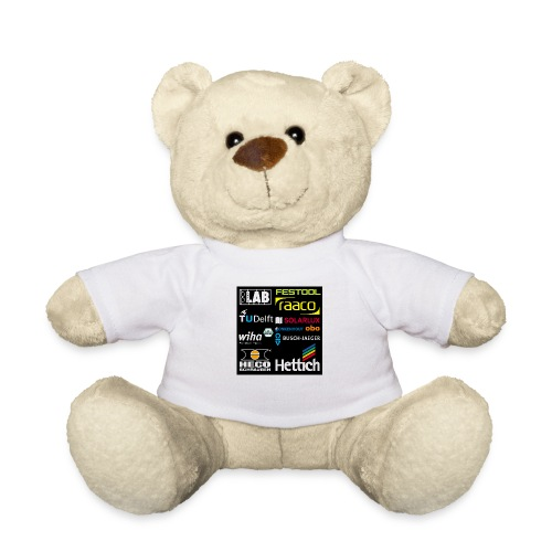 tshirt 2 rueck kopie - Teddy Bear